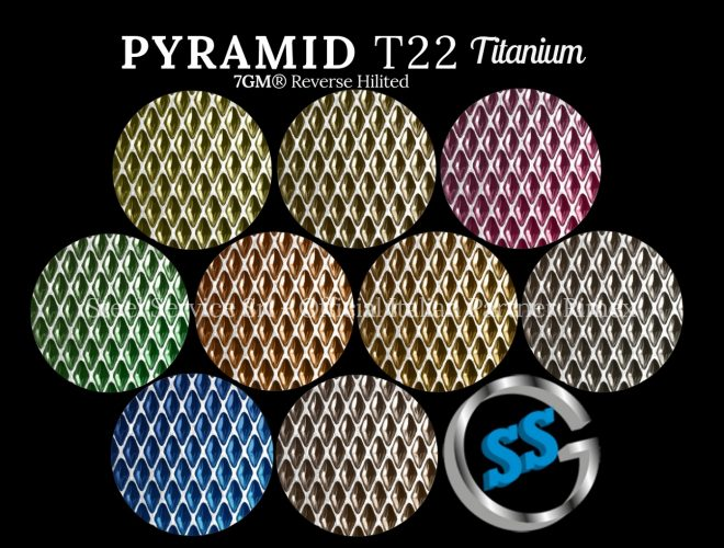 7GM® gallery (6) PYRAMID T22