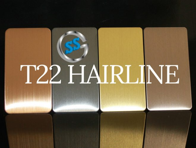 T22 HAIRLINE