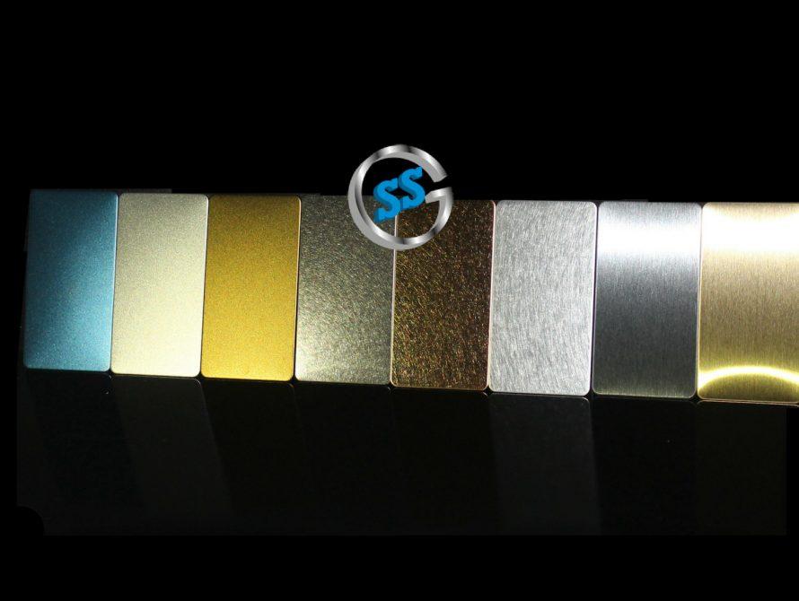GRANEX VORTEX Inox colorato