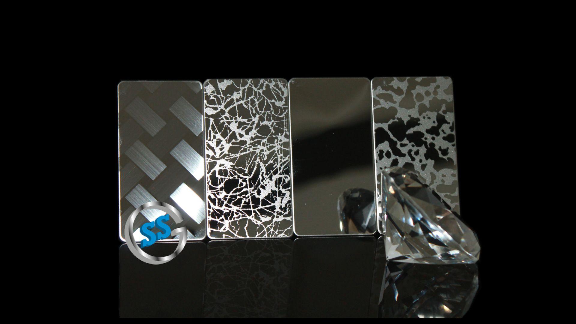 Super Mirror / Metal Art