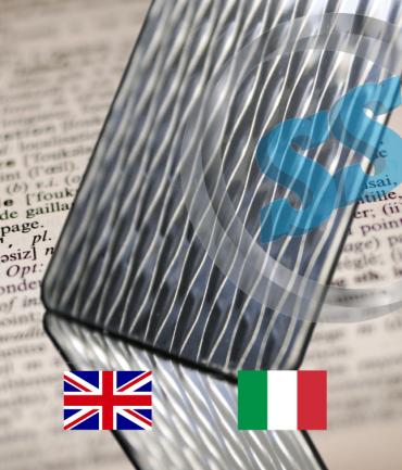 Piccolo Dizionario ENG-ITA degli ACCIAI INOX DECORATI e INOX RIGIDIZZATI