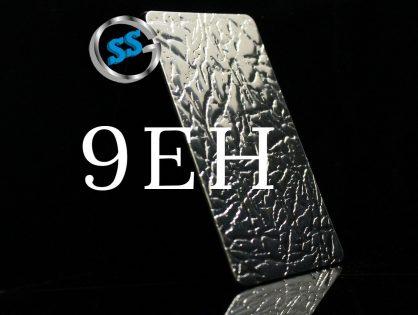 SCHEDA TECNICA: Acciaio Inox 9EH, il pelle d'elefante